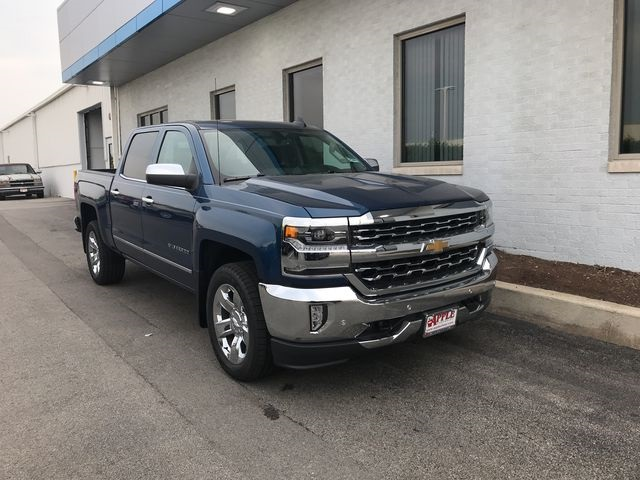 2018 Silverado 1500 Crew Cab 4x4,  Pickup #18-1491 - photo 9