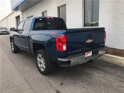 2018 Silverado 1500 Crew Cab 4x4,  Pickup #18-1491 - photo 2