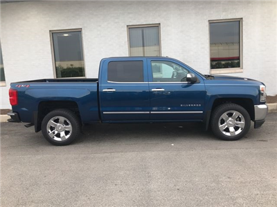 2018 Silverado 1500 Crew Cab 4x4,  Pickup #18-1491 - photo 8