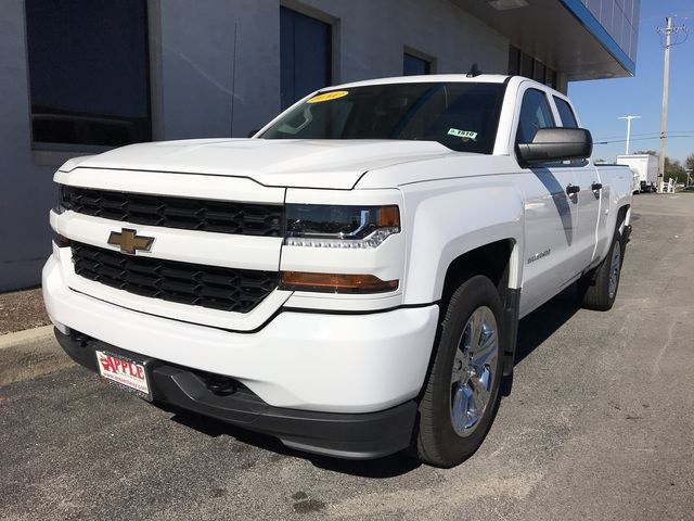 2018 Silverado 1500 Double Cab 4x2,  Pickup #18-1510 - photo 6