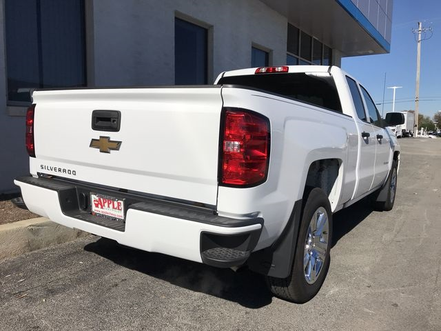 2018 Silverado 1500 Double Cab 4x2,  Pickup #18-1510 - photo 8