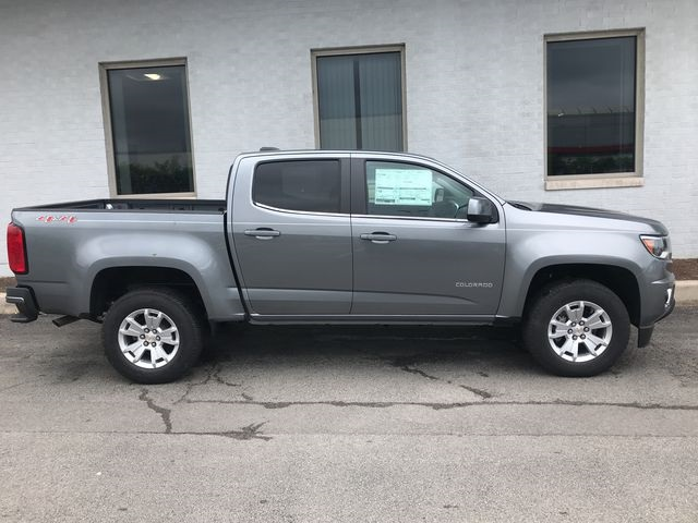 2018 Colorado Crew Cab 4x4,  Pickup #18-1552 - photo 8