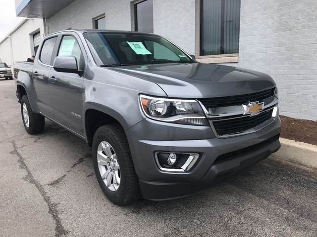 2018 Colorado Crew Cab 4x4,  Pickup #18-1552 - photo 9