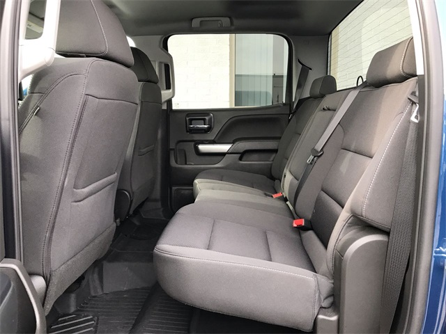 2018 Silverado 1500 Crew Cab 4x4,  Pickup #18-1724 - photo 17
