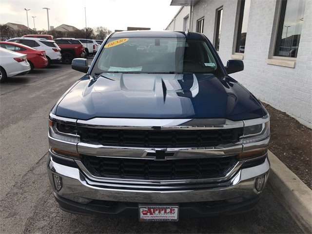 2018 Silverado 1500 Crew Cab 4x4,  Pickup #18-1724 - photo 4