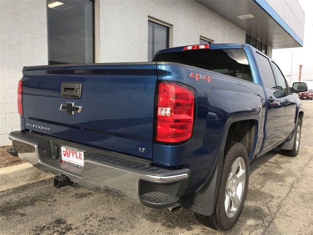 2018 Silverado 1500 Crew Cab 4x4,  Pickup #18-1724 - photo 8