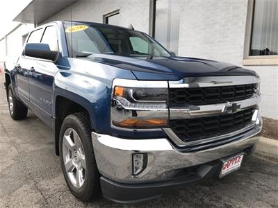 2018 Silverado 1500 Crew Cab 4x4,  Pickup #18-1724 - photo 3