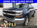 2018 Silverado 1500 Crew Cab 4x4,  Pickup #18-1724 - photo 1