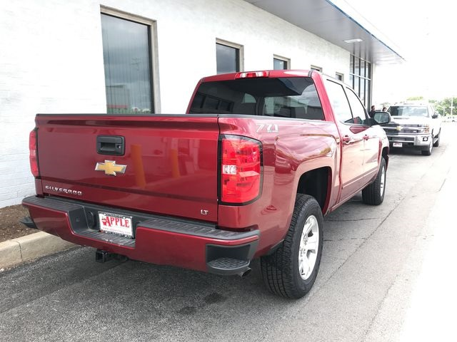 2018 Silverado 1500 Crew Cab 4x4,  Pickup #18-1743 - photo 8