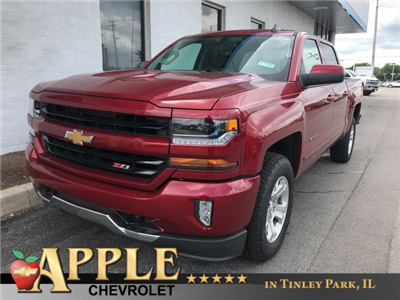 2018 Silverado 1500 Crew Cab 4x4,  Pickup #18-1743 - photo 1