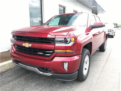 2018 Silverado 1500 Crew Cab 4x4,  Pickup #18-1743 - photo 5