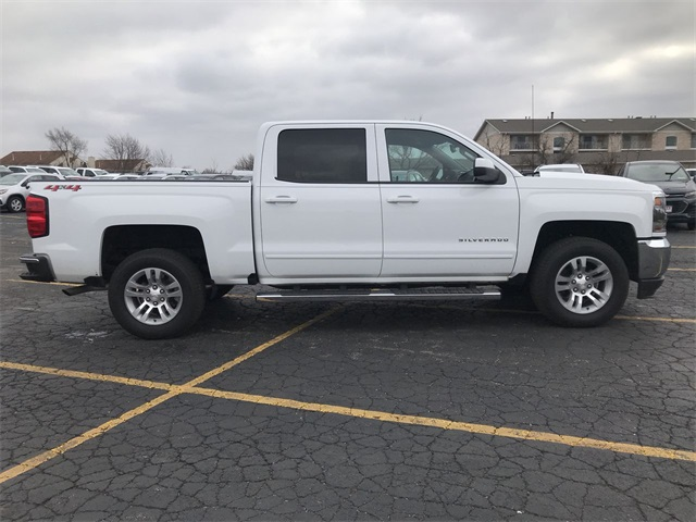 2018 Silverado 1500 Crew Cab 4x4,  Pickup #18-2013 - photo 5