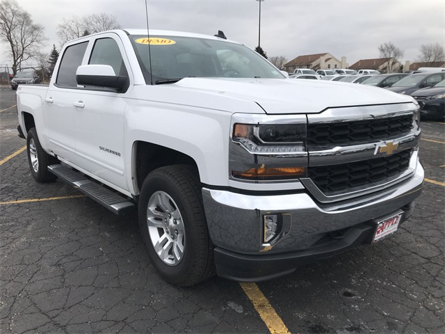 2018 Silverado 1500 Crew Cab 4x4,  Pickup #18-2013 - photo 2