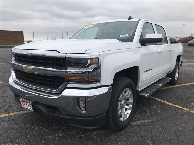 2018 Silverado 1500 Crew Cab 4x4,  Pickup #18-2013 - photo 7
