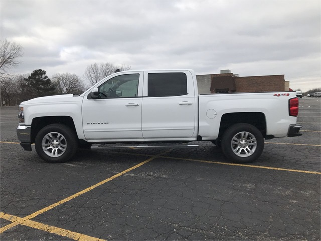 2018 Silverado 1500 Crew Cab 4x4,  Pickup #18-2013 - photo 8