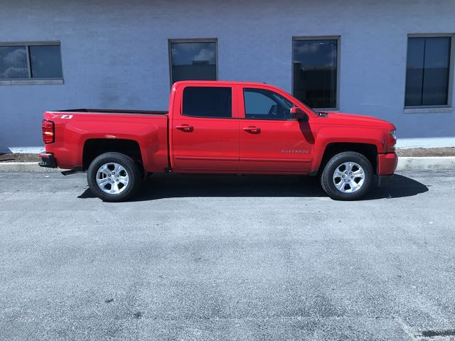 2018 Silverado 1500 Crew Cab 4x4,  Pickup #18-2072 - photo 9