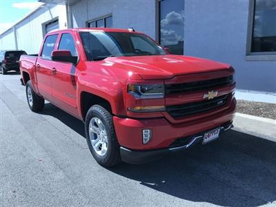 2018 Silverado 1500 Crew Cab 4x4,  Pickup #18-2072 - photo 3