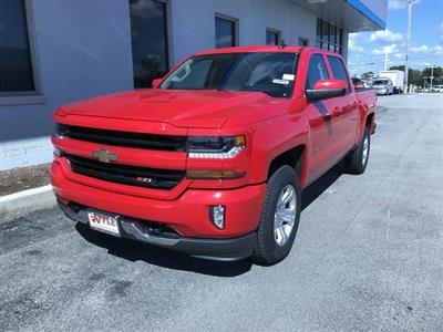 2018 Silverado 1500 Crew Cab 4x4,  Pickup #18-2072 - photo 5