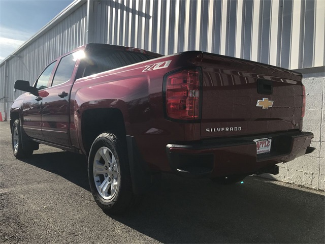 2018 Silverado 1500 Crew Cab 4x4,  Pickup #18-2137 - photo 2
