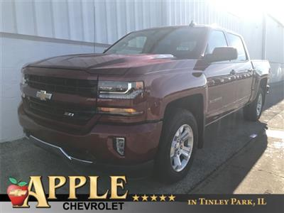 2018 Silverado 1500 Crew Cab 4x4,  Pickup #18-2137 - photo 1