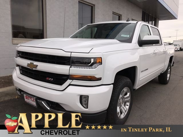 2018 Silverado 1500 Crew Cab 4x4,  Pickup #18-2142 - photo 1