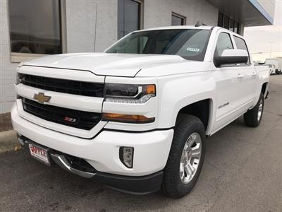 2018 Silverado 1500 Crew Cab 4x4,  Pickup #18-2142 - photo 5