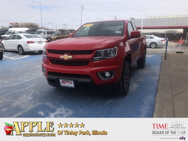 2019 Colorado Extended Cab 4x2,  Pickup #19-0110 - photo 1