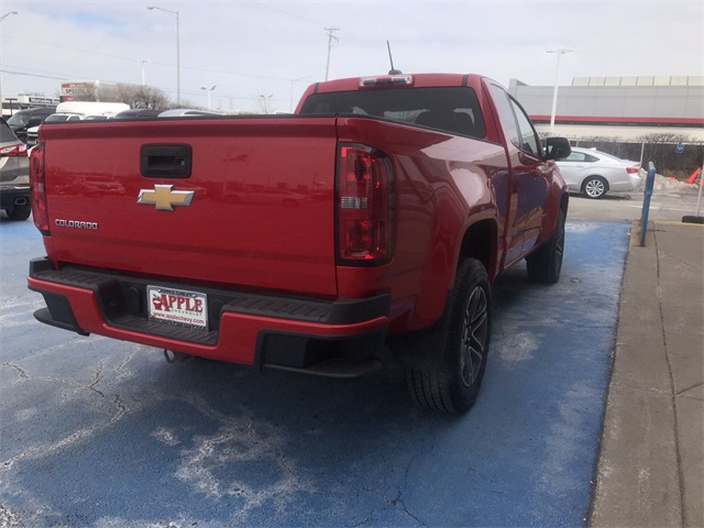 2019 Colorado Extended Cab 4x2,  Pickup #19-0110 - photo 8