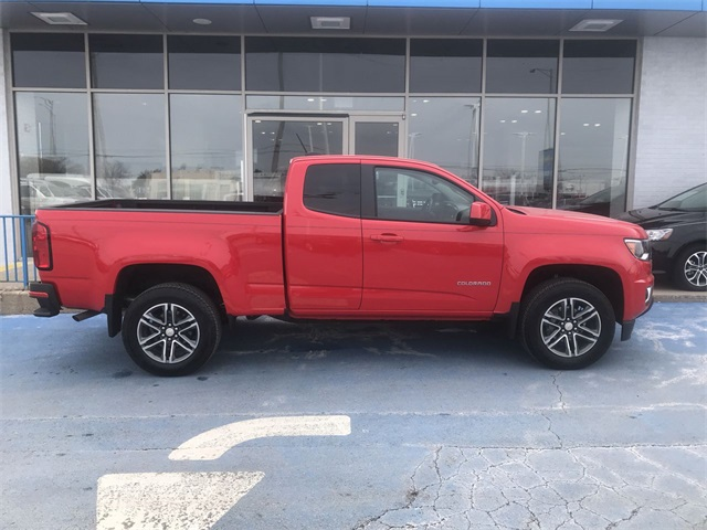 2019 Colorado Extended Cab 4x2,  Pickup #19-0110 - photo 9
