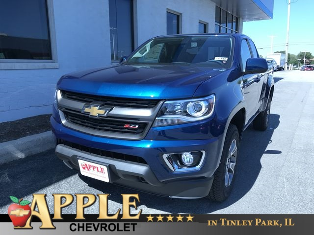 2019 Colorado Extended Cab 4x2,  Pickup #19-0143 - photo 1
