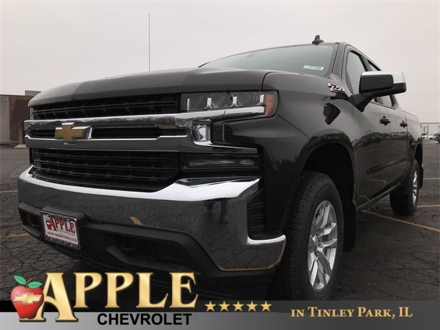 2019 Silverado 1500 Crew Cab 4x4,  Pickup #19-0156 - photo 1