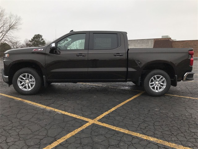 2019 Silverado 1500 Crew Cab 4x4,  Pickup #19-0156 - photo 6