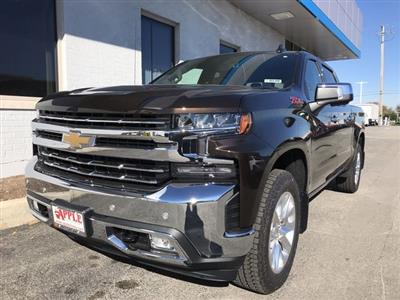 2019 Silverado 1500 Crew Cab 4x4,  Pickup #19-0240 - photo 5