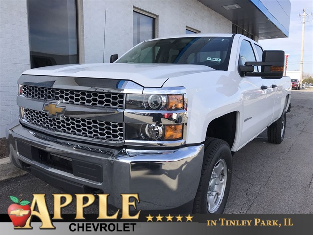 2019 Silverado 2500 Double Cab 4x4,  Pickup #19-0613 - photo 1