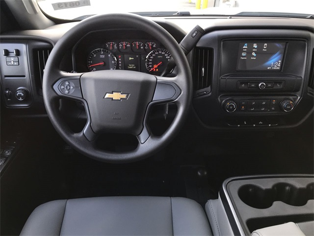 2019 Silverado 2500 Double Cab 4x4,  Pickup #19-0613 - photo 18