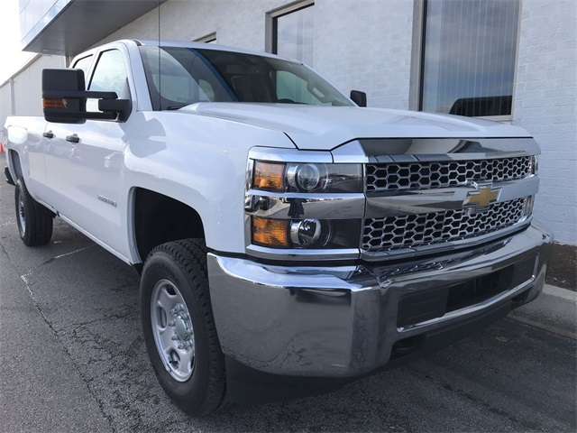 2019 Silverado 2500 Double Cab 4x4,  Pickup #19-0613 - photo 3