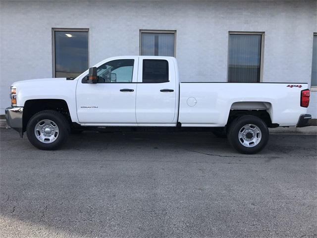2019 Silverado 2500 Double Cab 4x4,  Pickup #19-0613 - photo 6