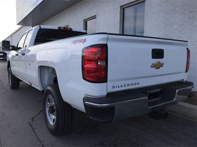 2019 Silverado 2500 Double Cab 4x4,  Pickup #19-0613 - photo 2