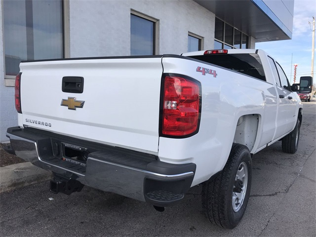 2019 Silverado 2500 Double Cab 4x4,  Pickup #19-0613 - photo 8