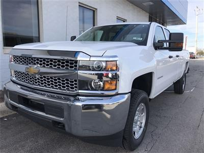 2019 Silverado 2500 Double Cab 4x4,  Pickup #19-0613 - photo 5