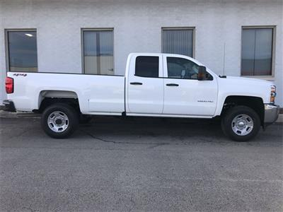 2019 Silverado 2500 Double Cab 4x4,  Pickup #19-0613 - photo 9