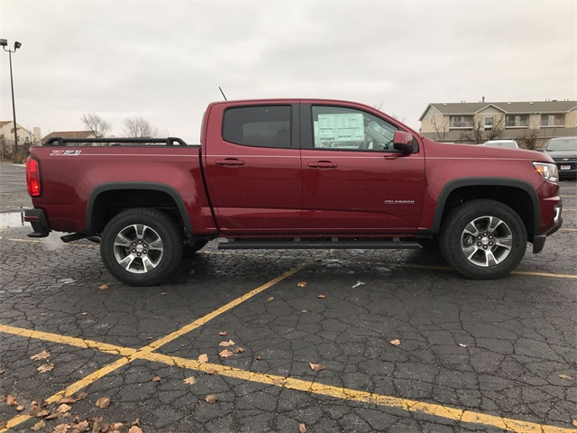 2019 Colorado Crew Cab 4x4,  Pickup #19-0617 - photo 9