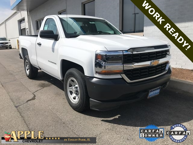 2017 Silverado 1500 Regular Cab,  Pickup #61842 - photo 9