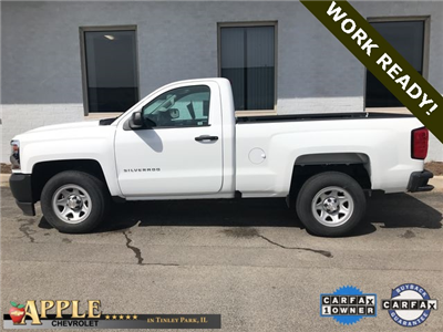 2017 Silverado 1500 Regular Cab,  Pickup #61842 - photo 5