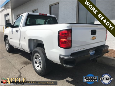 2017 Silverado 1500 Regular Cab,  Pickup #61842 - photo 6