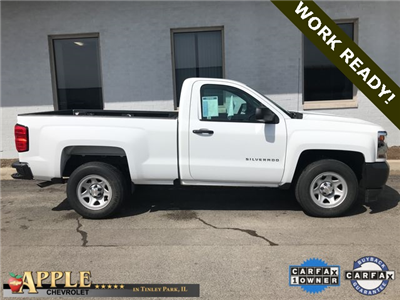 2017 Silverado 1500 Regular Cab,  Pickup #61842 - photo 8