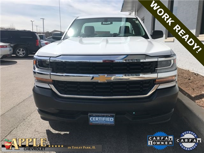 2017 Silverado 1500 Regular Cab,  Pickup #61842 - photo 3