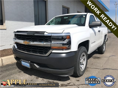 2017 Silverado 1500 Regular Cab,  Pickup #61842 - photo 4