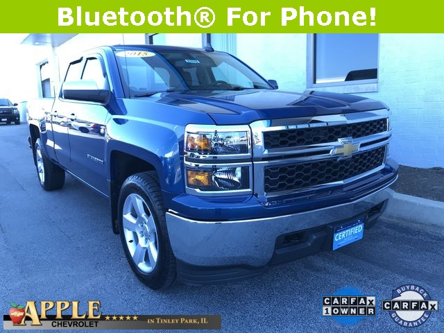 2015 Silverado 1500 Double Cab 4x4,  Pickup #62026 - photo 1