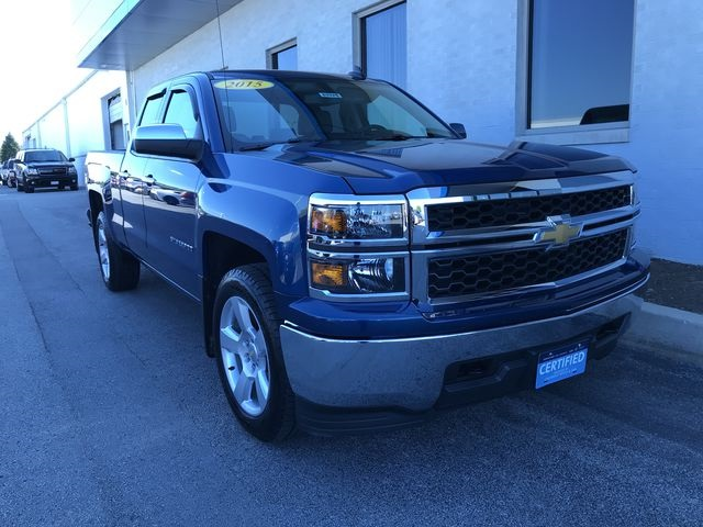 2015 Silverado 1500 Double Cab 4x4,  Pickup #62026 - photo 5